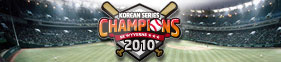KOREAN SERIES CHAMPIONS 2010